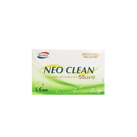 Neo Clean Soft Contact Lens (Monthly)