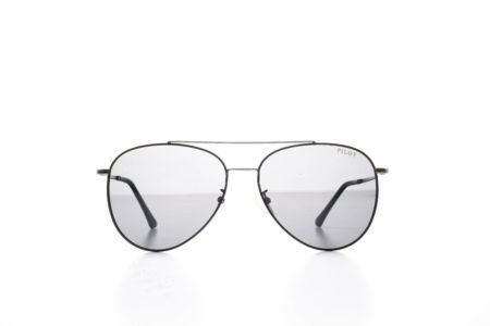Pilot Sunglasses (Polarized) 19211 (C2) 60/12 – Black