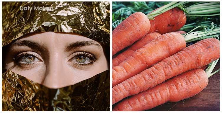 Amalkan 8 Makanan Ini Bagi Mendapatkan Mata Yang Sihat