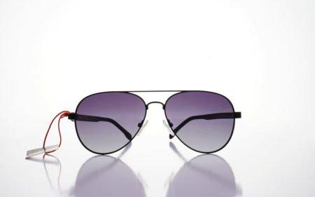 Renoma Sunglasses 80001 (C1) 56/14 – Black