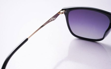 Renoma Sunglasses 80012 (C1) 55/17 – Black